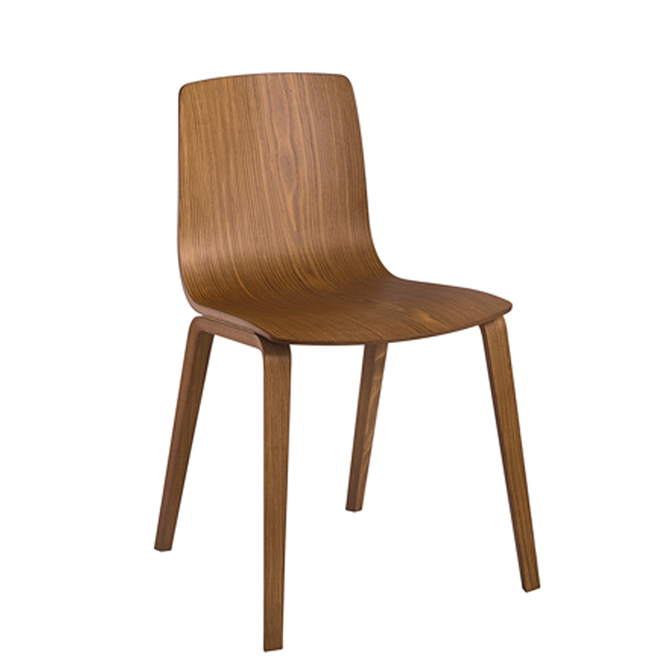 wooden chair Aava