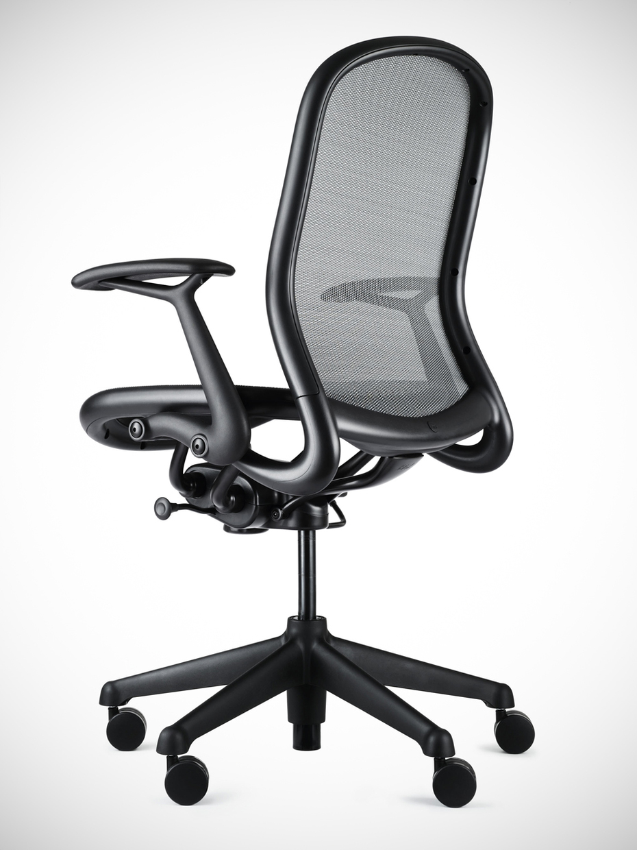 chadwick by knoll office is the desk chair refined and redefined