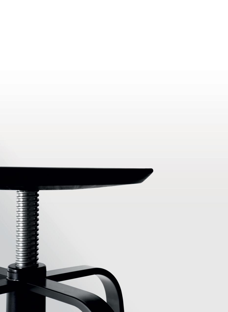 Archetypal Barstool Giro By Lapalma Design Fabio Bortolani