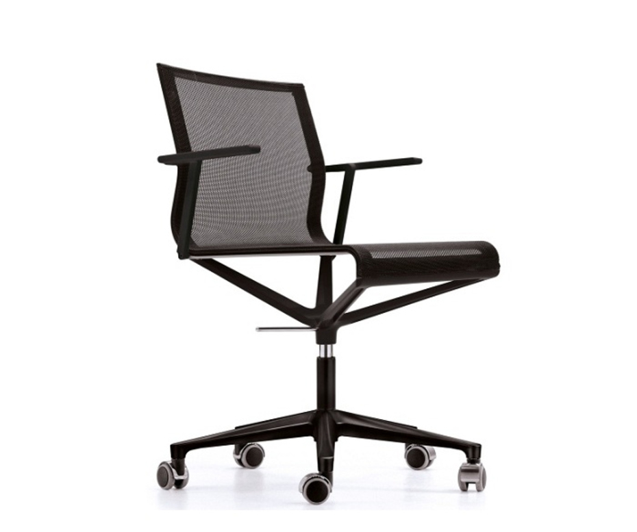 Clean And Solid Line For Stick Chair By Icf Perfect For
