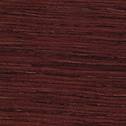 Oak stained Bordeaux